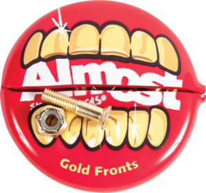 Almost GOLD NUTS & BOLTS 1