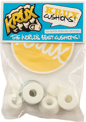 KRUX WORLDS BEST CUSHIONS PACK 92a STANDARD WHITE