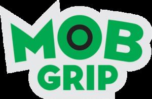 MOB GRIP LOGO DECAL 1.75