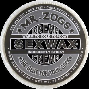 SEX WAX DREAM CREAM SILVER 1 COLD-COOL-WARM