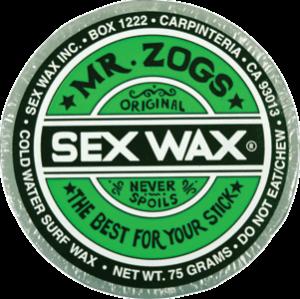 SEX WAX OG. SINGLE BAR-COLD COCONUT
