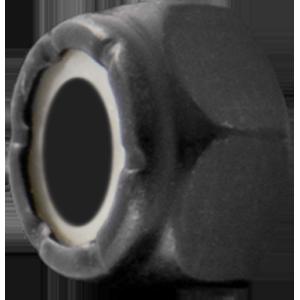 STANDARD LOCK NUT BLACK (10-32)