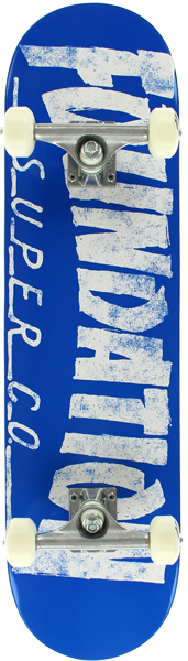 Foundation THRASHER COMPLETE-8.0 BLUE