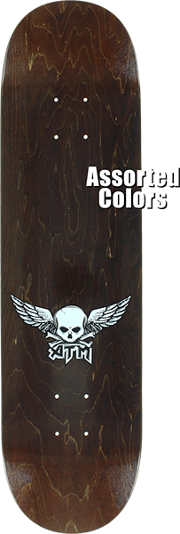 ATM MINI WINGS DECK-8.0 ASSORTED COLOR/STAIN