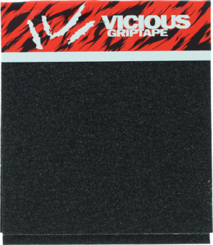 VICIOUS GRIP SQUARES BLACK (4pcs10x11)