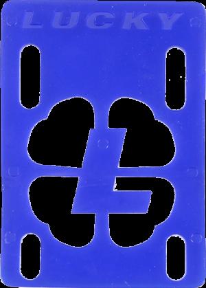 LUCKY BLUE 1/8