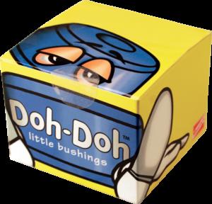 SHORTYS 5PK(10pr) DOH DOH- BLUE 88a