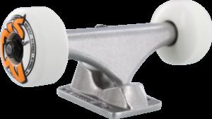 BULLET ASSEMBLY(1:TRUCK/2:WHEELS)130mm SIL+WT 53mm x2