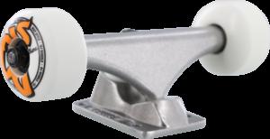 BULLET ASSEMBLY(1:TRUCK/2:WHEELS)140mm SIL+WT 53mm x2