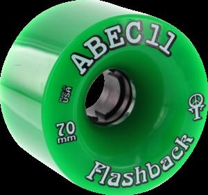 ABEC11 FLASHBACKS 78a GREEN x4