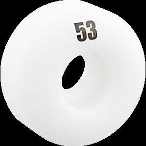 ESSENTIALS WHITE 53mm  ppp x4