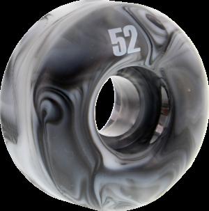ESSENTIALS BLK & WHT SWIRL 52mm  ppp x4