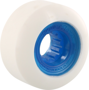 POWERFLEX ROCK CANDY 54mm 84b WHT/CLR.BLUE x4