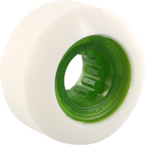POWERFLEX ROCK CANDY 56mm 84b WHT/CLR.GREEN x4