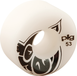 PIG CONICAL 3D PIG 53mm 101a WHITE x4