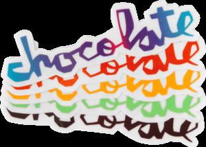 Chocolate CHUNK 3