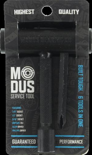 MODUS SERVICE TOOL METAL SKATE TOOL BLACK