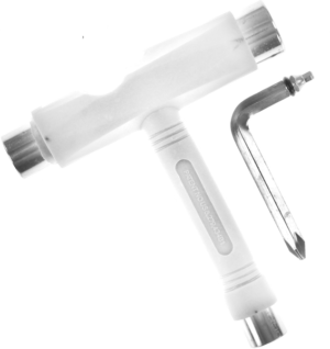 UNIT SKATE TOOL - WHITE
