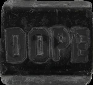 DOPE WAX BAR BLACK HASH