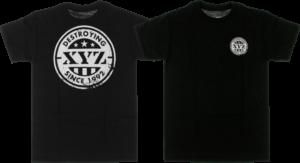 XYZ PRIDE SS BLACK sale