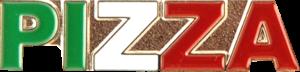PIZZA TRI COLOR PIN