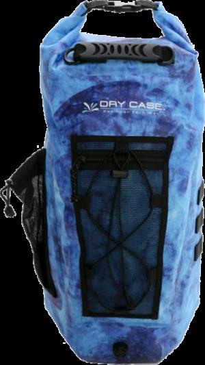 DRYCASE BASIN WATERPROOF DRY BAG MOONWATER BLUE