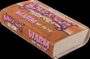 BUBBLE GUM ORIGINAL WARM SINGLE BAR