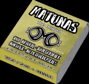 MATUNAS TROPICAL WAX -SINGLE BAR