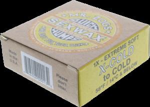 QUICK HUMPS 1X YELLOW - EXTREME SOFT - SINGLE BAR