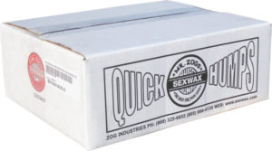 QUICK HUMPS 2X PURPLE  - EXTRA SOFT - 100/CASE
