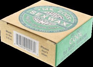 QUICK HUMPS 3X GREEN - SOFT - SINGLE BAR