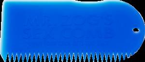 SEX WAX WAX COMB BLUE