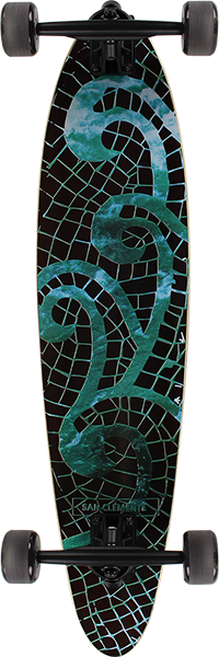 SCSC MOSAIC SEA PINTAIL COMPLETE-8x34