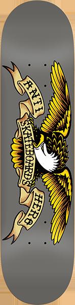 Anti Hero CLASSIC EAGLE DECK-8.25 GREY