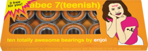 ENJOI TEENISH ABEC 7 BEARINGS