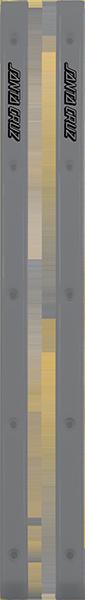SC SLIMLINE BOARD RAILS SILVER