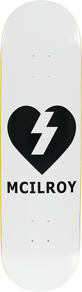 MYSTERY MCILROY HEART DECK