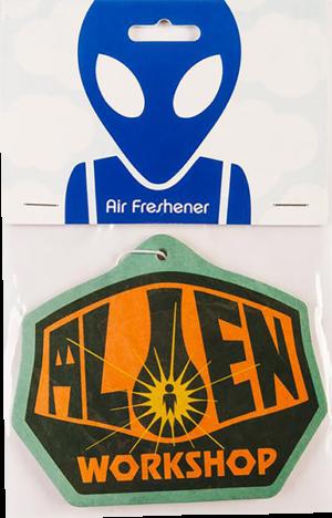 Alien Workshop AIR FRESHENER - OG LOGO