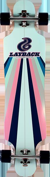 LAYBACK SUN STRIPE DT COMPLETE-9.75x40 MINT