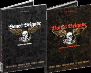 BONES BRIGADE AUTOBIOGRAPHY/BONUS COMBO DVD SET