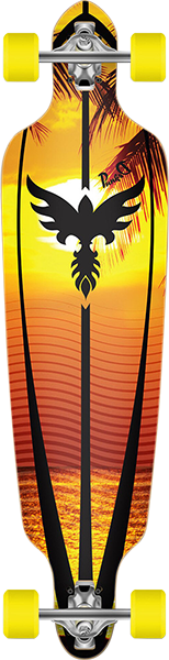 PUNKED DROP THROUGH COMPLETE-10x40 SUNSET