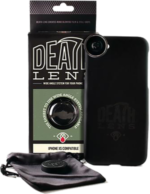 DEATH LENS - IPHONE - WIDE ANGLE