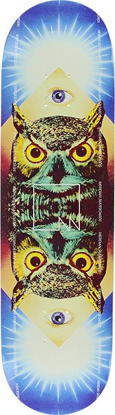 MERIDIAN OWL EYE DECK BLUE