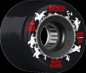 BONES ATF ROUGH RIDER WRANGLER 80a BLK x4