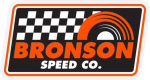 BRONSON VICTORY LAP DECAL 1.75