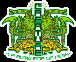 CREATURE BUSQUEDA DE HESH DECAL 3.25x4