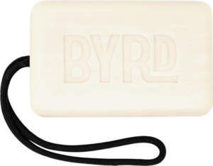 BYRD SOAP ON A ROPE DAILY CLEANSING BAR YELLOW 9oz