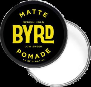BYRD MATTE POMADE 1.5oz