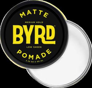 BYRD MATTE POMADE 3.35oz