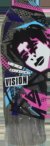 VISION ORIGINAL MG MC DK-10x30.2 BLK STAIN